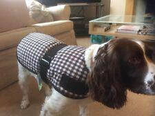 Happy Pet Go Walk Check Dog Coat