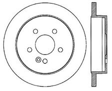 Disc Brake Rotor-Sport Drilled Disc Rear Left Stoptech 128.35037L