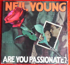 "NEIL YOUNG ""Are You Passionate""  Vapor Records US Pressung"