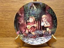 "M.J. Hummel Plate - Little Champions Collection - ""Private Parade"""