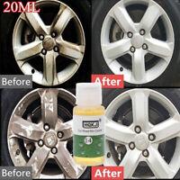 HGKJ-14 20ml Car Wheel Tire Rim Cleaner Detergent Hydrophobic Agent Care EB