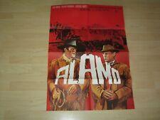 Alamo-John Wayne-Richard Widmark Orginal A1 Kinoplakat