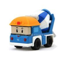 Micky Robocar poli Diecasting Mini Figures Korea animation character Robot Car