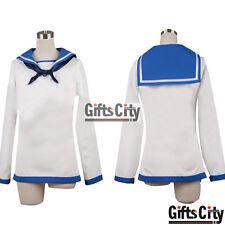Strike Witches Yoshika Miyafuji Uniform Cos Clothes Cosplay Costume