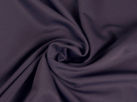 Clubclass navy blue poly wool tech suiting fabric by m Hard wearing, lightweight