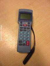 Datalogic Delfi CAP73 941404002 Portable LCD Terminal Barcode Scanner BLUE
