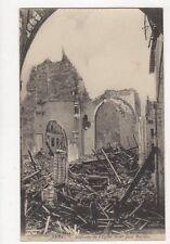 Arras Interieur de l'Eglise Saint Jean Baptiste France Vintage Postcard 173a