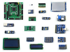 ALTERA FPGA Board EP2C5 EP2C5T144C8N Cyclone II Development Kit + 20 Modules