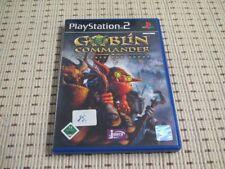 Goblin Commander für Playstation 2 PS2 PS 2 *OVP*
