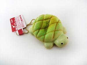 Cute Sanrio Surprises Licensed Bread Turtle Squishy Keychain
