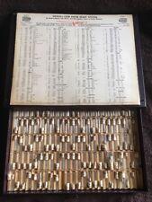 Vintage Watchmaker Watch Repair Tool Parts- Newall Swiss