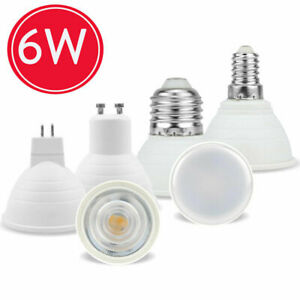 LED Ampoule Spot GU10 MR16 E27 E14 220V Maïs Puce Poutre Angle 24 120° Hl