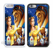 Glossy Beauty & the Beast Mobile Phone Cases/Covers