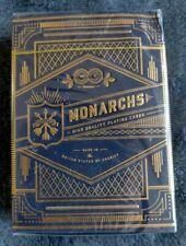 Monarch Playing Cards - Brand New Cosmetic damage to tuckbox