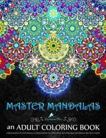 Master Mandalas : Adult Coloring Book, Paperback by Papeterie Bleu (COR), Lik...