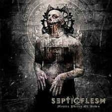 SEPTIC FLESH - Mystic Places Of Dawn  [Re-Release] DIGI-CD