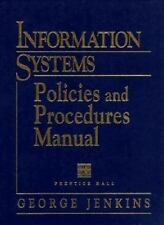 Information Systems Policies and Procedures Manual (Information Technology
