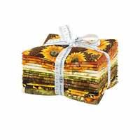 Autumn Beauties, Fat Quarters, 15pc, Quilting Fabric, FQ-1639-15