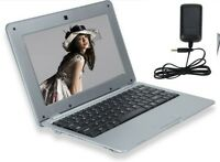 "Kids 10"" NETBOOK MINI LAPTOP WIFI ANDROID 4.2 VIA WM8880 1.5GHz NOTEBOOK"