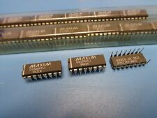 (36) MAXIM DG509ACJ ANALOG MULTIPLEXER IC DUAL 4 CHANNEL ( 2 of 8 ) 16 PIN DIP