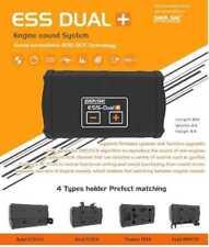 RC Car ESS Dual+ Motor Soundmodul passend für Traxxas TRX-4, Axial SCX etc.