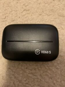 Elgato HD60 S Game Capture Card USED ONLY ONCE