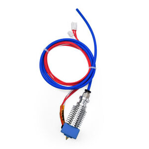 3D Printer Hotend Extruder Kit Head Nozzle Silicone Cover for CR10-V2 Series 24V
