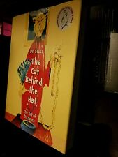 "DR SEUSS ""THE MAN BEHIND THE CAT"" BOOK"