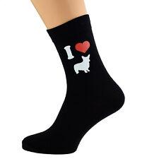 Me encanta corgis Diseño Calcetines para hombre Corgi dueños de perros UK Size 5-12 X6N083