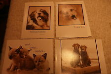 ASSORTED VARIOUS NORTH SHORE ANIMAL LEAGUE GREETING CARDS & ENVELOPES LOT 4