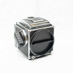 Hasselblad 503CW Camera Body 3200 ISO w/ Acute Matte D Split Prism Grid CLEAN