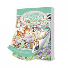 The Little Book of Return of Forest Favourites A6 Hunkydory Crafts - Cardmaking