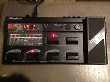 Digitech BP8 Vacuum Tube Bass Preamp / Effects Processor