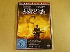 DVD / SIEBEN TAGE OHNE GNADE / THE THIN RED LINE ( KEIR DULLEA, JACK WARDEN )