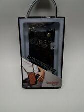 Nuckees Crossbody Body Wallet for iPhone  X   Black