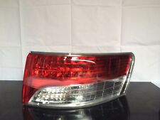 2008 ABOVE  TOYOTA AVENSIS T27 SALOON OSR DRIVER REAR LIGHT / LAMP / CLUSTER