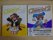 Cardcaptor Sakura Cheerio! Artbook 1 and 2, Tv Anime, Japan