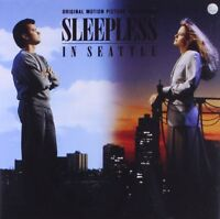 SLEEPLESS IN SEATTLE - SOUNDTRACK CD ( TOM HANKS ) JOE COCKER~CELINE DION *NEW*