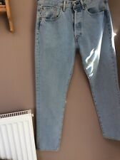 """Levis Strauss 501 CT Tapered Jeans Waist 31"""" Length 32"""""""