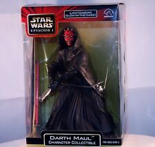 Darth Maul Character Collectible Star Wars Episode 1 In-Box Figurine By Applause