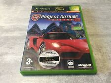 XBOX Project Gotham Racing 2 II PGR X BOX 360 MICROSOFT PAL COMPLET ESPAGNOL