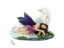 ad3eb4b714d8 Потрясающая euone фея фигурка-спальный магии фея Единорог-фантазия орнамент