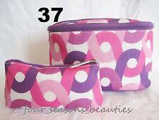 Clinique Makeup Cosmetic Purse Clutch Case Pouch Travel Bag 15+ Colors U PICK