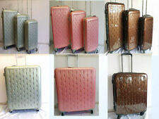 Unbranded Suitcases with Heavy-Duty and Spinner (4) Wheels