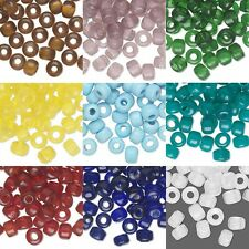 6 Lampwork Glass 25x17mm Assorted Colors Horse Pony Beads