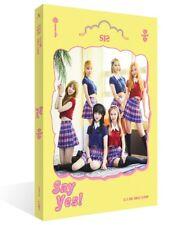 K-POP S.I.S 2nd Single Album - [SAY YES] CD + 60p Photobook + Photocard Sealed