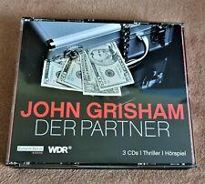 CDs Hörbuch Hörspiel Der Partner von John Grisham Thriller