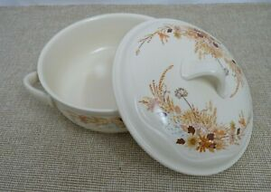 Poole Pottery - Summer Glory - Casserole Tureen Serving Dish | Thames Hospice