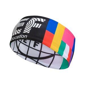 NEW Rapha Men's Women's Cycling EF Education Nippo Euphoria Headband Giro 2021