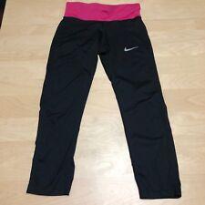 Nike DRI-FIT Racer Women's Running Crops legging/pants XS RN#56323-CA05553